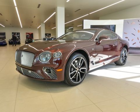 New 2020 BENTLEY CONTINENTAL