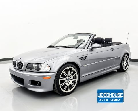 Pre-Owned 2004 BMW 3 Series M3