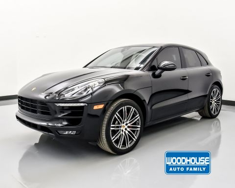 Certified Pre-Owned 2017 Porsche Macan GTS