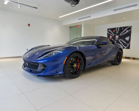 Pre-Owned 2018 Ferrari 812 Superfast